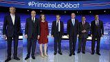 فرنسا: أول مناظرة لمرشحي الانتخابات التمهيدية