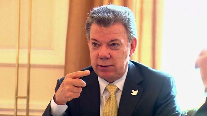 Колумбия: президент Сантос продлил перемирие с ФАРК