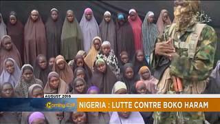 21 filles de chibok liberées [The Morning Call]