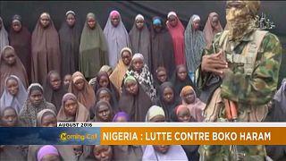 21 filles de chibok liberées [The Morning Call]