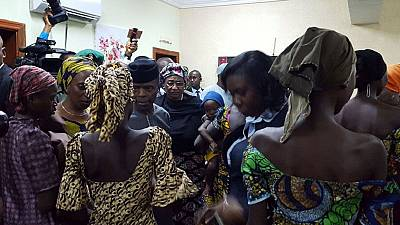 L'UE félicite la libération de 21 jeunes filles de Chibok
