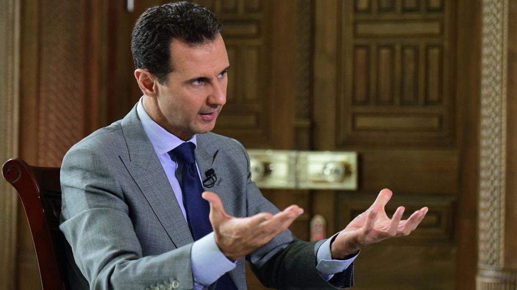 """Assad alla stampa russa: """"Aleppo un trampolino nella lotta ai terroristi"""""""