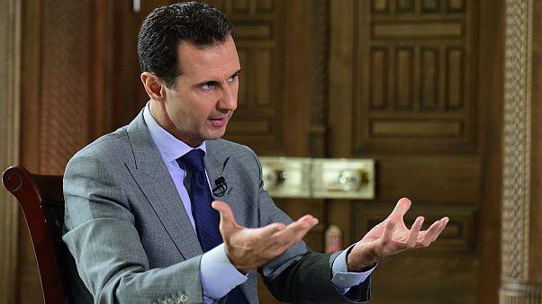 Aszad: megtisztítjuk Aleppót a terroristáktól