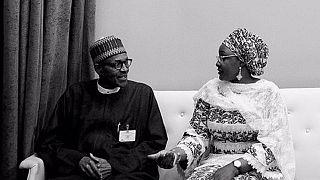 """Nigeria : critiqué, le président dit à sa femme de rester à """"la cuisine"""""""