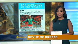 Revoir la revue de presse du 14-10-2016 [The Morning Call]