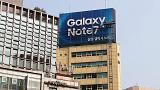 Samsung gives latest cost estimates for Note 7 disaster