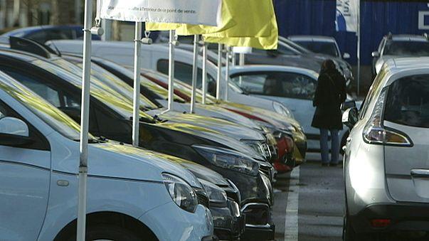 نمو مبيعات السيارات في دول الاتحاد الأوربي