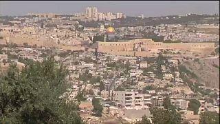 Bataille diplomatique sur la ville de Jérusalem au Proche-Orient