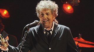 Il premio nobel Bob Dylan