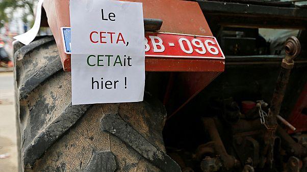 State of the Union: Wallonien ist gegen CETA