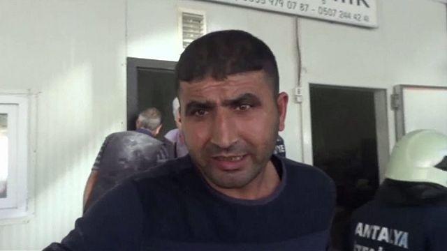 В Турции обстреляли трассу Анталья-Кемер
