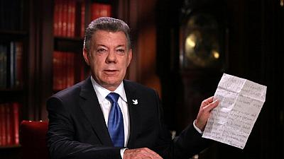 Colombia president announces extension of ceasefire with FARC