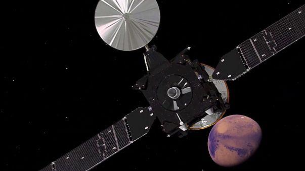 ExoMars si avvicina al Pianeta rosso. Domenica il distacco della sonda
