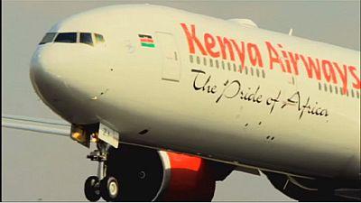 Kenya Airways warns it will stop ticket sales after pilots call strike