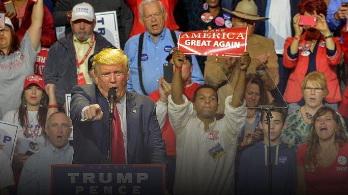 США: Трамп нашел виновников своего возможного поражения