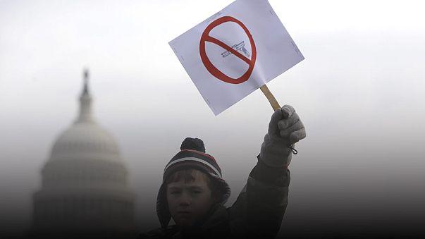Usa: aumenta il numero dei bambini morti in incidenti che coinvolgono l'uso di armi da fuoco