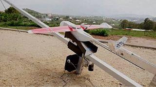 Des drones pour sauver des vies au Rwanda