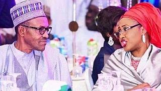 She belongs to my kitchen - Nigerian president slams wife over criticism