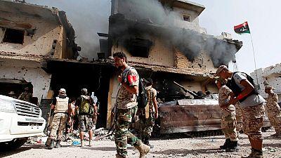 Libye : au moins 14 morts dans des violents combats à Syrte