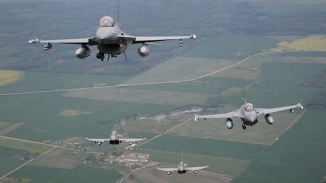 Itália confirma participação na missão da NATO na fronteira com a Rússia