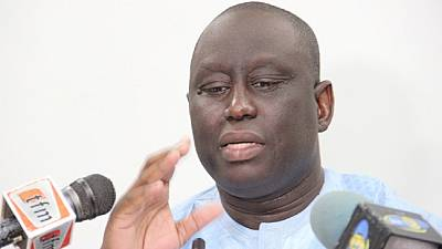Senegalese president's brother resigns from oil company after opposition protests