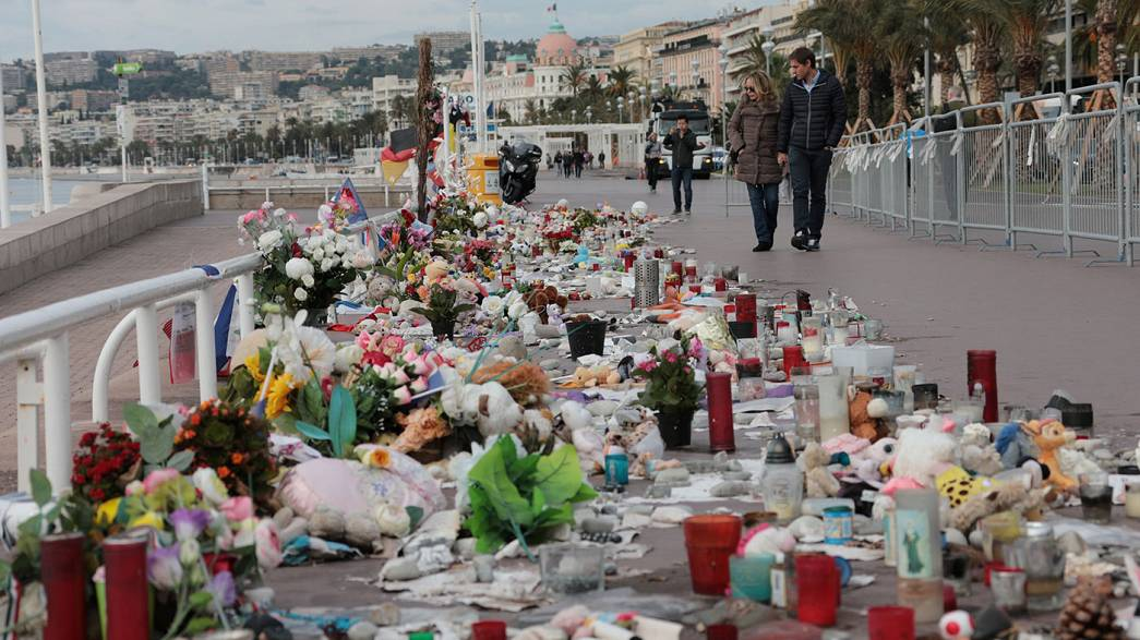 Nice prepares to pay tribute to Bastille Day attack victims