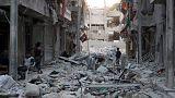 Suriye görüşmeleri Lozan'da başlıyor