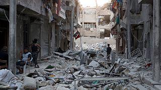 Συριακή κρίση: Παράθυρο για την διπλωματία στην Λωζάνη