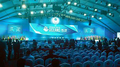 Togo : arrivée des chefs d'État africains pour le sommet sur la sécurité maritime