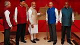 Brics nations seek to build bridges at Goa summit