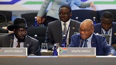 Riek Machar veut rencontrer Jacob Zuma
