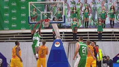 Basket, Eurolega: Barcellona e Panathinaikos vittoriosi