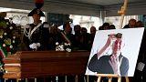 Dario Fo için Milano'da cenaze töreni düzenlendi