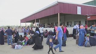 Mısır Refah Sınır Kapısı'nı yeniden açtı