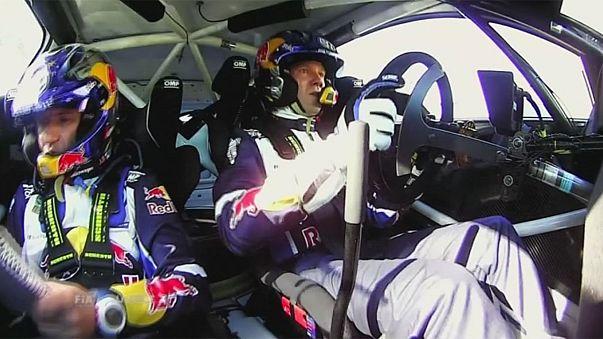 Sebastien Ogier acaricia su cuarto campeonato mundial de rallys consecutivo