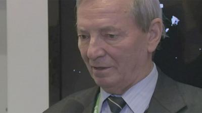 Ukrainian astronomer and famous comet researcher Klim Churyumov dies at 79