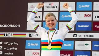 Dideriksen claims surprise World Road Race title