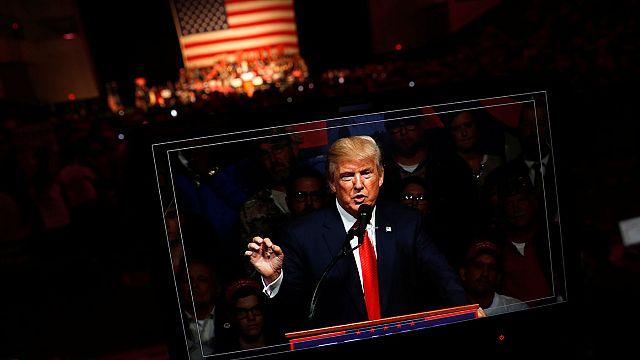 Trump challenges Clinton to drug test ahead of next presidential debate