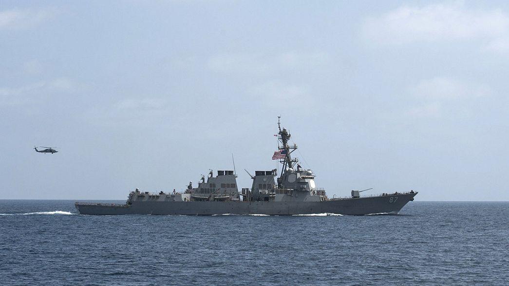 Yemen: lancio di missili verso nave militare Usa per la terza volta in pochi giorni