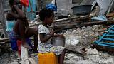 ENSZ segélyszállítmányokat fosztogatnak ki Haitin