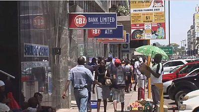 Zimbabwean crisis affecting pensioners
