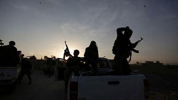 Rebeldes sirios y fuerzas turcas arrebatan el control de Dabiq al Daesh