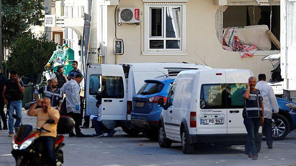انفجار انتحاری در ترکیه جان سه مامور پلیس را گرفت