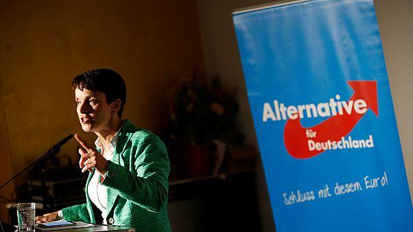 Deutschland-Umfrage: AfD auf Platz 3