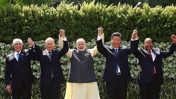 Los BRICS destacan el progreso de la economía global, pero también sus riesgos