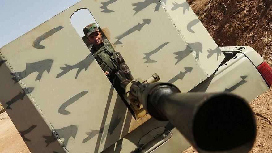 Irakische Armee bereitet sich auf die Befreiung von Mossul vor