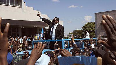 Malawi : le président retourne chez lui après un mois d'absence sans ''explication''