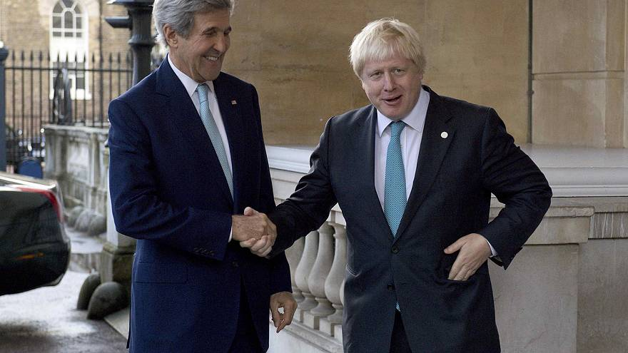 В Лондоне прошли переговоры по Сирии без участия России