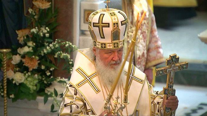 El patriarca de la Iglesia ortodoxa rusa visita el Reino Unido