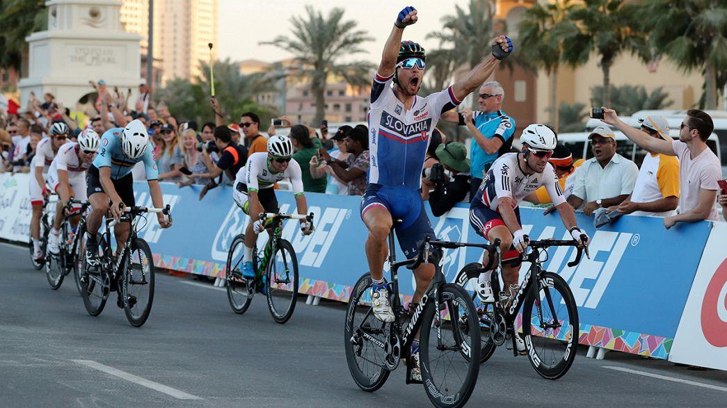 Wie im letzten Jahr: Peter Sagan ist Weltmeister